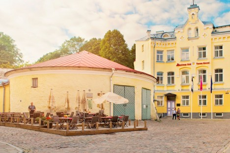 hotell Rixwell Old Town Hotel Tallin